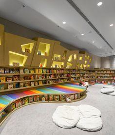 Saraiva Bookstore by Arthur Casas | Shop interiors