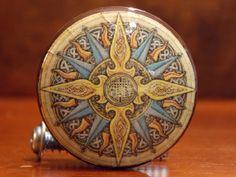 Dynastyprints Single Dresser Knob Celtic Compass by dynastyprints, $2.49