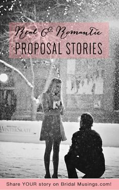 Share Your Proposal Story!