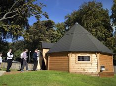 Social - HubSpot Arctic Cabins, Schools, Shed, Outdoor Structures, School, Barns, Colleges, Sheds