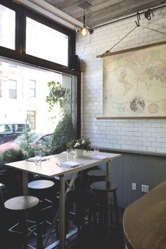 Takeoffs & Landings || The Fat Radish #restaurant #nyc