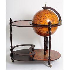 Globe Drink Trolley & Liquor Cabinet