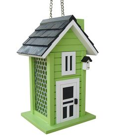 Home bazaar retired styles on pinterest birdhouses for Bird house styles