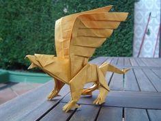 origami japones paso a paso - Buscar con Google