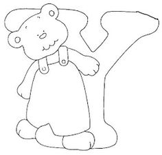Escuela infantil castillo de Blanca: ALFABETO OSOS PARA COLOREAR Cartoon Letters, English Writing, Cute Cartoon, Smurfs, Alphabet, Disney Characters, Fictional Characters, Cinderella, Beer