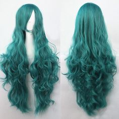 G1 Princess Cinderella Disney Light Blonde Long Curly Adults Wigs  60cm