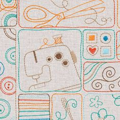 Sew Charming Shapes Embroidery Designs Collection