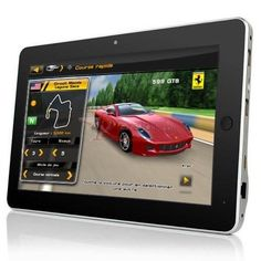 TABLET PC FLYTOUCH 8 10 polici ANDROID 4 WIFI GPS TOUCH RESISTIVO DUAL POINT 3G