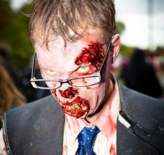 With Halloween around the corner, we had to share this: 12 Ways Zombies Are Invading Academia!