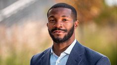 Randall Woodfin, a 2003 graduate of Morehouse College in Atlanta, will run Alabama's largest city after he beat out incumbent William Bell to become mayor of Birmingham.
