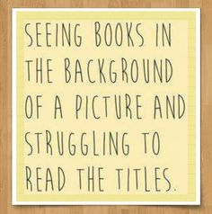 Bookish problem-