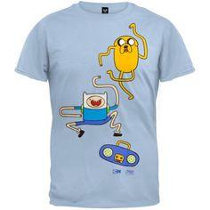 T-Shirt - Adventure Time - Dance Dance @ niftywarehouse.com #NiftyWarehouse #AdventureTime #TVShow #Cartoon #Show #CartoonNetwork
