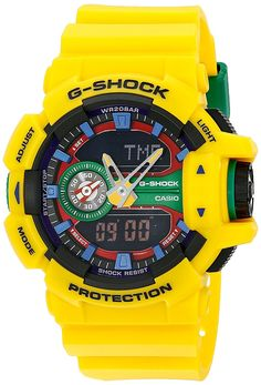 G-Shock - GA400 Rotary Switch Mission Timer Watch >>> You can find more details by visiting the image link. (This is an Amazon Affiliate link and I receive a commission for the sales)