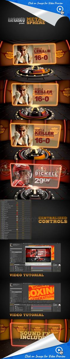 3d, baseball, customizable, espn, football, Head Shot, headshot, high tech, hockey, hologram, loop, soccer, sports, statistics, after effects templates, after effects ideas, after effects motion graphics, after effects projects, videohive projects A customizable sports headshot template that can be used for players and statistics or longform video content. All colors and logos are interchangable, there is also a version with an endless loop for videos or screensaver content. No Plugins…