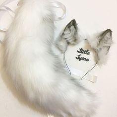 New Ideas baby boy lenceria daddy kink Wolf Ears And Tail, Wolf Tail, Kitten Play Gear, Looks Kawaii, Neko Ears, Wolf Costume, Daddy Aesthetic, Puppy Play, Cute Lingerie