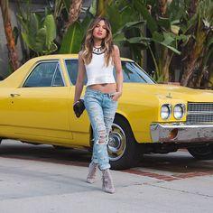 <b>Un par de jeans clásicos pueden ser la pieza que te ayude a verte…