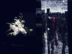 Putnam Flowers decorations at ALTUZARRA FOR TARGET event.