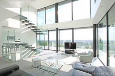 Lyon : Maison d'architecte avec piscine