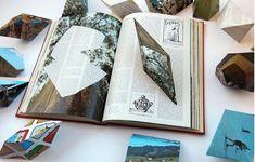 Pop Up, Album, Book, Artist's Book, Wool Yarn, Modern Art, Author, Pintura, Artists