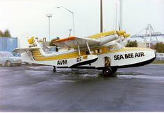 Sea Bee Air Amphibious Aircraft, Air New Zealand, Flying Boat, Auckland, Old Photos, Aviation, Swimming, Bee, Wings