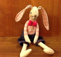 bunny doll stuffed bunny toy plush bunny cloth doll bunny fabric toy bunny soft toy bunny rabbit toy Easter bunny rag doll bunny gifts toy Cloth doll Bunny Rabbit ,made from cotton . This classic, timeless doll is sure to be treasured for a forever. It is a sweet gift as well as a