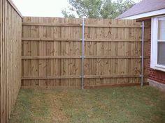 Oz-Post Fence Brackets - HOOVER FENCE COMPANY