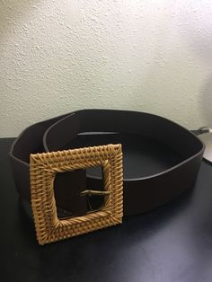ZARA Fashion Leather Belt with Square Buckle 106cm  fashion  clothing   shoes  accessories  womensaccessories  belts (ebay link) 6f8976c2bd7