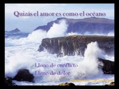 Perhaps Love Placido Domingo (traducción esp) John Denver, Placido Domingo, Beautiful Places, Beautiful Pictures, Cliffs Of Moher, Thing 1, Crashing Waves, Ocean Waves, Places To See