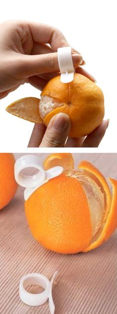 Omg I need this. I don't eat oranges but I do watch kids who do and I can't peel them to save my life!!!