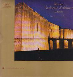 MUSEO NAZIONALE D ABRUZZO  L AQUILA di Mario Moretti 1968 Leandro Ugo Japadre