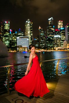 Dancing with the Lights, Marina Bay Sands Singapore