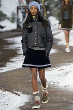 Vogue.com.tr – Defile – 2014-2015 Sonbahar/Kış - Tommy Hilfiger - New York, Vogue Türkiye - 40