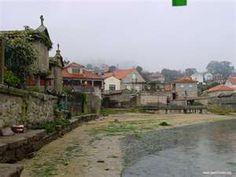 Village Combarro Galicia Spain