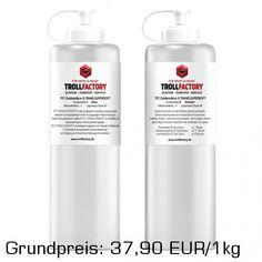 TFC Dubliersilikon S-TRANS SUPERSOFT weich Shore 00 1:1 1kg