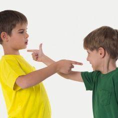 Enseña a los niños a defenderse sin violencia...