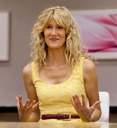 I love the HBO show Enlightened with Laura Dern.