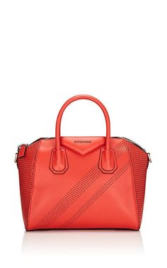 959b45a1f8de We Adore  The Antigona Small Leather Duffel Bag from Givenchy at Barneys  New York Givenchy
