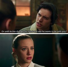 #Riverdale #Jughead #Betty