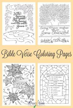 Printable Bible Verses, Printable Coloring Pages, Adult Coloring Pages, Coloring Books, Scripture Verses, Coloring Sheets, Fairy Coloring, Kids Coloring, Mandala Coloring