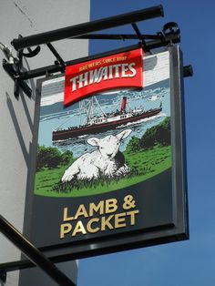 One of the city's loveliest inn signs