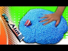 How to easy make diy non sticky slime without borax detergent how to make slime without glue salt borax detergent or liquid starch ccuart Gallery