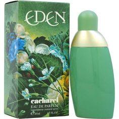 Cacharel Eden for Women Eau de Parfum Spray, 1.7 oz