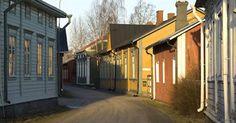 Kristinestad, Ostrobothnia province of Western Finland.- Pohjanmaa - Österbotten