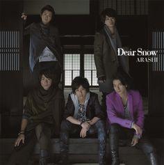嵐 dear snow 2010 You Are My Soul, Japanese Boy, Music Covers, Beautiful Day, Boy Bands, Snow, Guys, 2010s Fashion, Japan Art