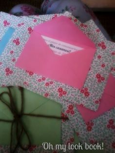 Oh my look book! Invitaciones de boda