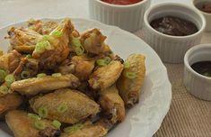 Chrumkavé pečené krídla Chicken Wings, Meat, Food, Essen, Yemek, Meals