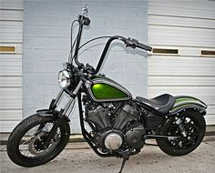 custom bobber motorcycle paint jobs - Google Search