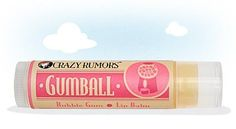 Crazy Rumors Bubble Gum Lip Balm - SoCoCo Boutique