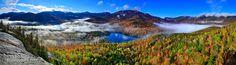 Mt Jo,Mt. Jo,Heart Lake,fall,valley,fog,2011,High Peaks,Adirondack,mountains,panorama,- Johnathan Esper