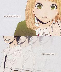 These words pierced my heart a thousand times Otaku, Orange Anime, Takano Ichigo, Inuyasha Love, Deadman Wonderland, Anime Shows, Shoujo, Anime Couples, Orange Quotes